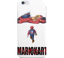 Mario Kart Akira iPhone Case/Skin