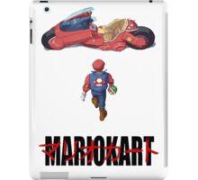 Mario Kart Akira iPad Case/Skin