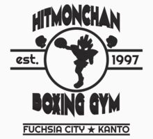 Hitmonchan Boxing Gym | Gray by RJtheCunning