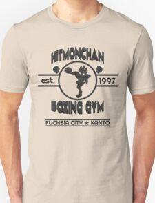 Hitmonchan Boxing Gym | Gray T-Shirt