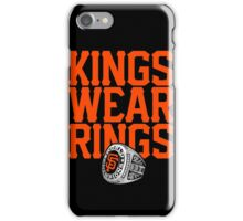 Giant Amongst Kings iPhone Case/Skin