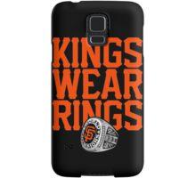 Giant Amongst Kings Samsung Galaxy Case/Skin