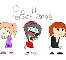 Perfect Harmony by iamtheepiggiee