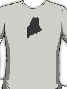 Maine Plain T-Shirt