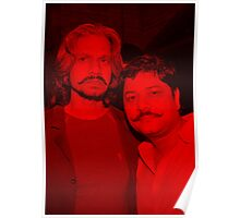 Vijay Raj & Ravi Gossain - Celebrity Poster