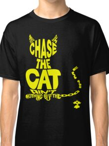 Chase the Cat - Cloud Nine (Yellow) Classic T-Shirt
