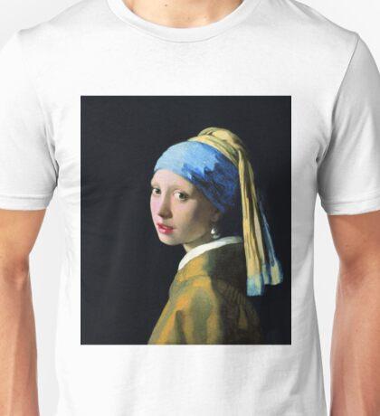 Pearl Earirng Unisex T-Shirt