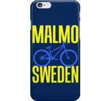MALMO, SWEDEN iPhone Case/Skin