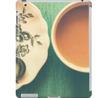 Wake Up Call iPad Case/Skin