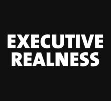 Executive Realness: The BOOM Collection by gregtraverso