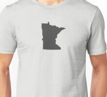Minnesota Plain Unisex T-Shirt