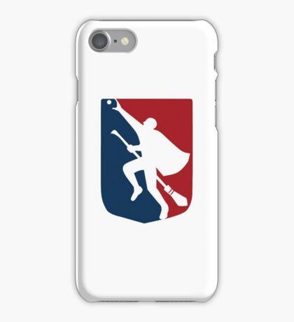 Quidditch Emblem iPhone Case/Skin