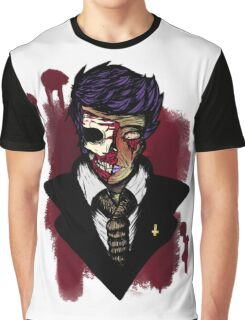 Dress For Death Graphic T-Shirt