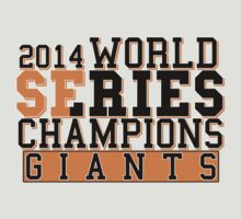SF Giants  by Luwee