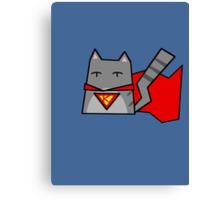Supercat Canvas Print