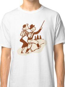 Hike Hiking Vintage Classic T-Shirt