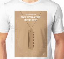 No059 My once upon a time in the west minimal movie poster Unisex T-Shirt