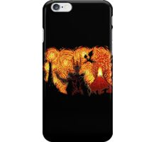 Starry Middle Earth iPhone Case/Skin