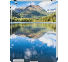 Alpine Lake iPad Case/Skin