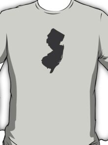 New Jersey Plain T-Shirt