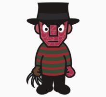 Freddy Krueger - Cloud Nine Kids Tee