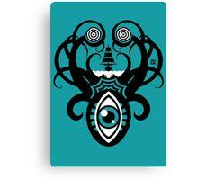 Monster by MUCK. Crypto Zoo. Kraken Canvas Print