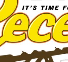 Recess Sticker