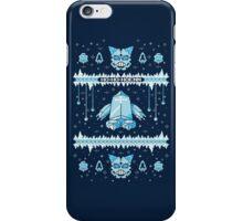 Such an Ice Sweater: Ho-Ho-Hoenn iPhone Case/Skin