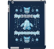 Such an Ice Sweater: Ho-Ho-Hoenn iPad Case/Skin