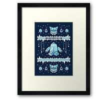 Such an Ice Sweater: Ho-Ho-Hoenn Framed Print