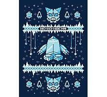 Such an Ice Sweater: Ho-Ho-Hoenn Photographic Print