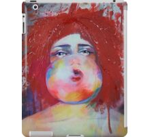 Hologram Rose iPad Case/Skin