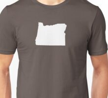 Oregon Plain Unisex T-Shirt