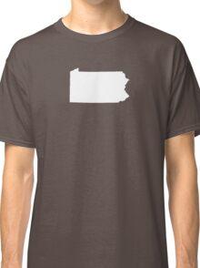 Pennsylvania Plain Classic T-Shirt