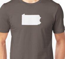 Pennsylvania Plain Unisex T-Shirt