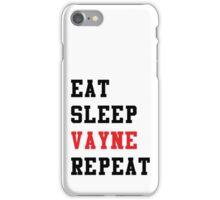 League of Legends - Eat Sleep Vayne Repeat iPhone Case/Skin