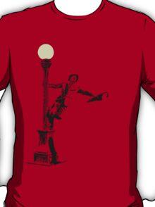 Gene Kelly - Singin' in the Rain - Classic Musical and Dance Film  T-Shirt