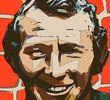 Bob Wilson by ArsenalArtz