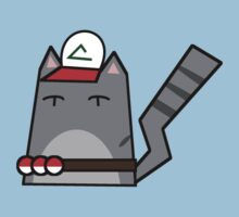 Ash (pokemon) Cat Kids Clothes