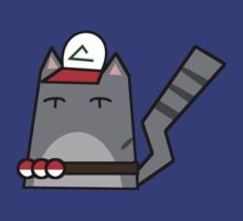 Ash (pokemon) Cat by Rjcham