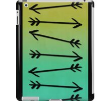 Arrows iPad Case/Skin