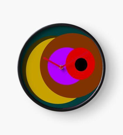 Eye Watch Clock