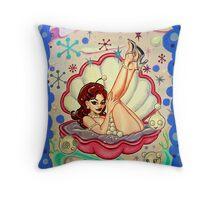 'Pearlesque' Throw Pillow