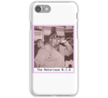 The Notorious B.I.G iPhone Case/Skin