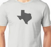 Texas Plain Unisex T-Shirt