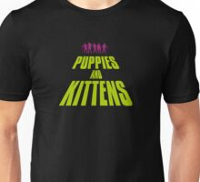 PUPPIES AND KITTENS III Unisex T-Shirt