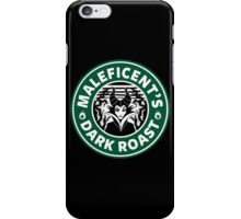 Maleficent's Dark Roast iPhone Case/Skin