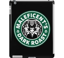 Maleficent's Dark Roast iPad Case/Skin