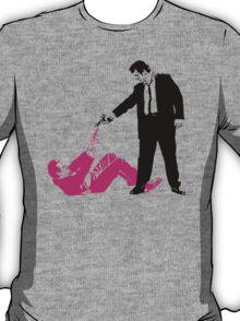 Reservoir Dogs - Mr Pink vs Mr White - Tarantine Lovers Rejoice T-Shirt