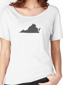 Virginia Plain Women's Relaxed Fit T-Shirt